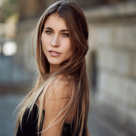 Outdoor Portrait Frau, Tobias Glawe Fotografie
